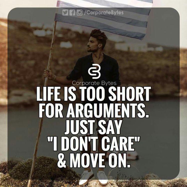 Life Attitude Quotes