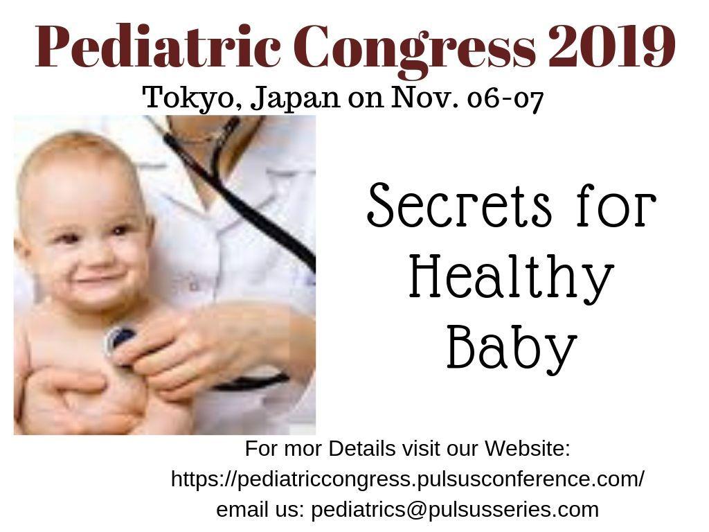 Pediatrics in Tokyo