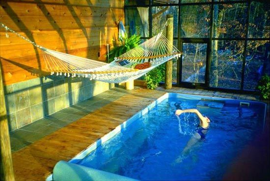 cool indoor pool design ideas for fun swimming experience. Interior Design Ideas. Home Design Ideas