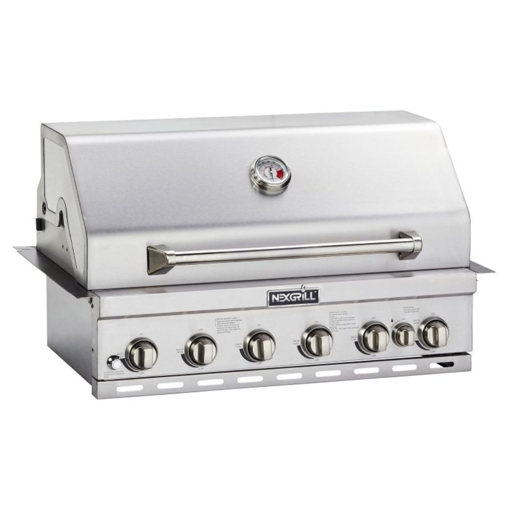 how to build a gas bbq