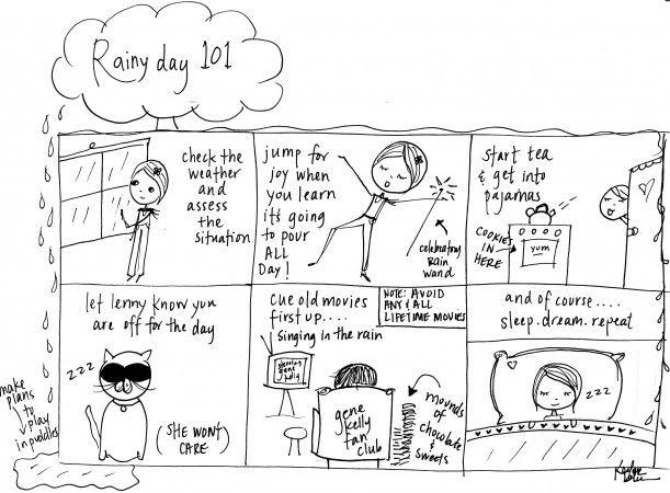 Rainy Day 101
