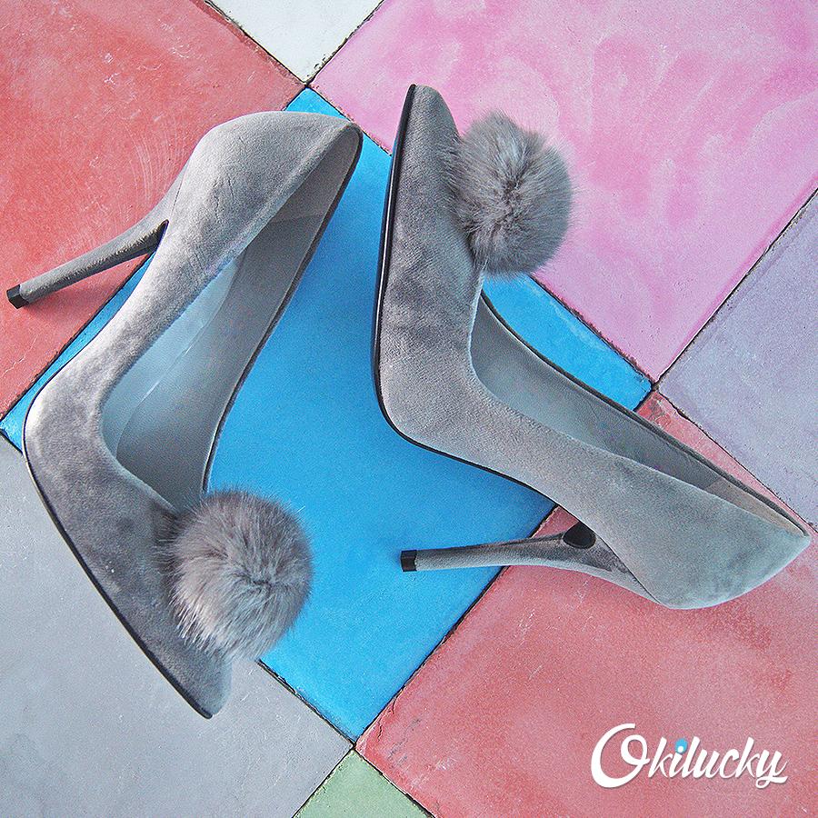 #Zapatillas #OKilucky