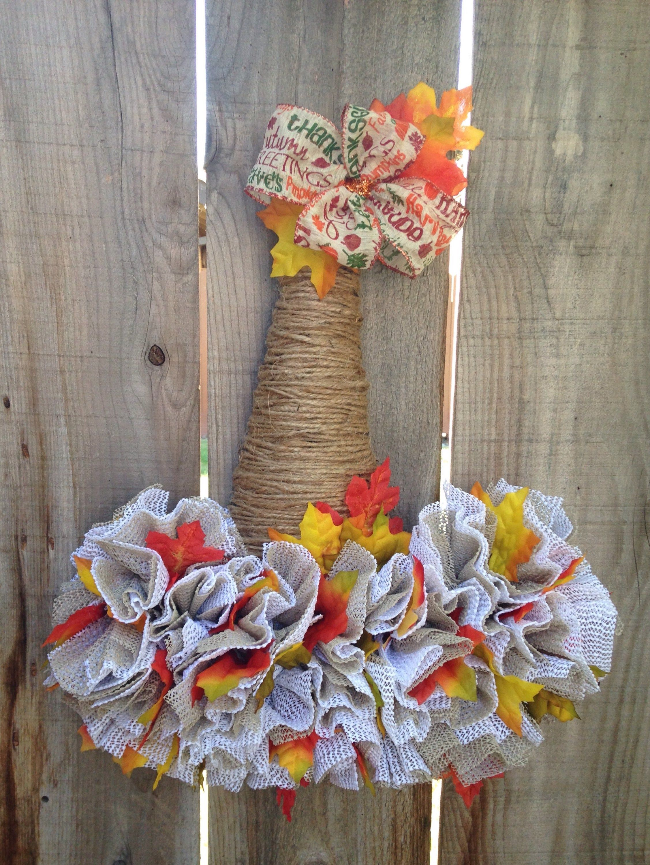 Scarecrow Hat, Fall Wreath, Door Wreath, Fall Leaves, Fall Decor, Scarecrow Wreath, Autumn Wreath, Door Decor, Fall Wreath #scarecrowwreath