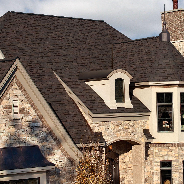 Gaf Woodland Shingles In 2020 Shingling Roof Shingles Roof Edge