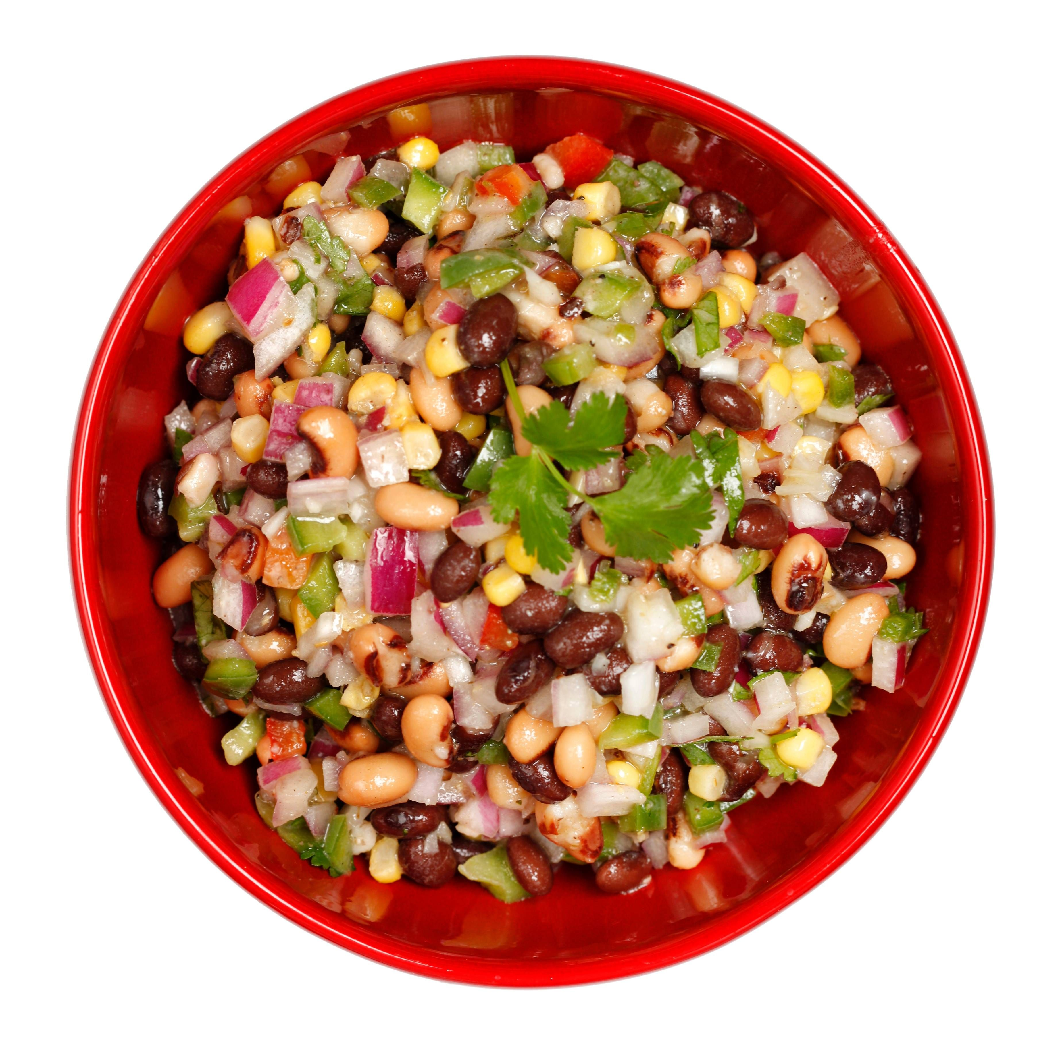 This Marinated Black Eyed Pea Salad Was Popularized In