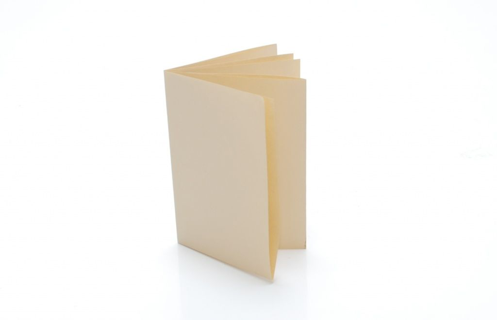 Origami Booklet