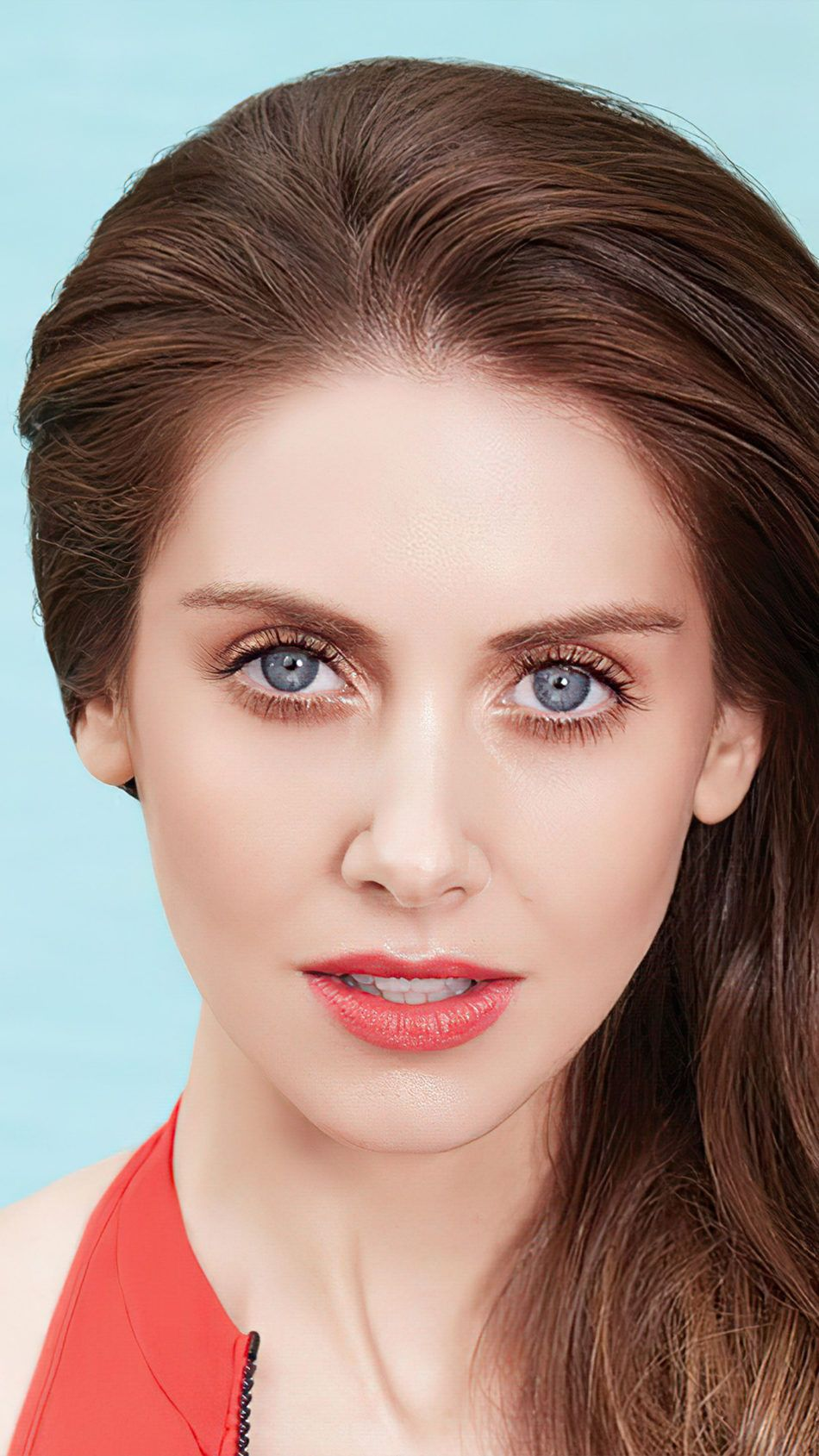 Alison Brie 2021 4k Ultra Hd Mobile Wallpaper In 2021 Celebrity Wallpapers Aqua Eyes Alison Brie
