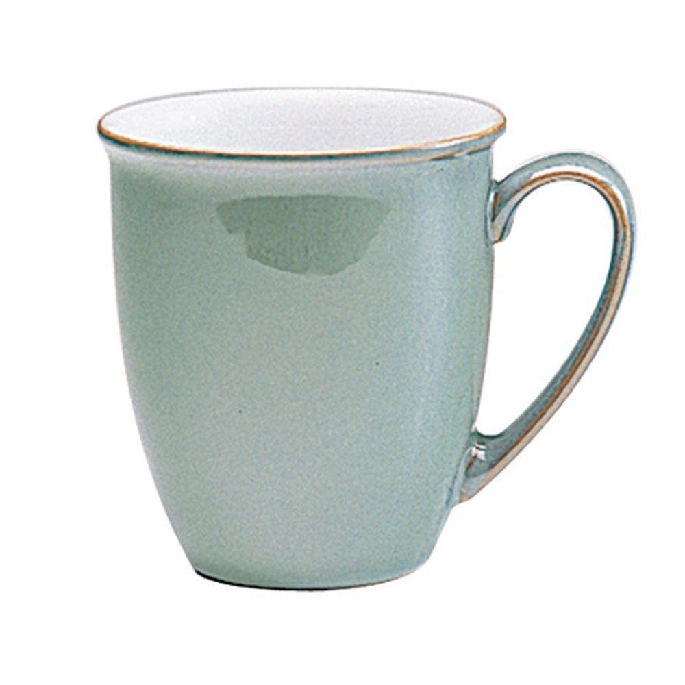 Denby Regency Green Dinnerware Soup Cereal Bowl 16 5cm 650ml H 5 5cm Dia 16 5cm Green Dinnerware