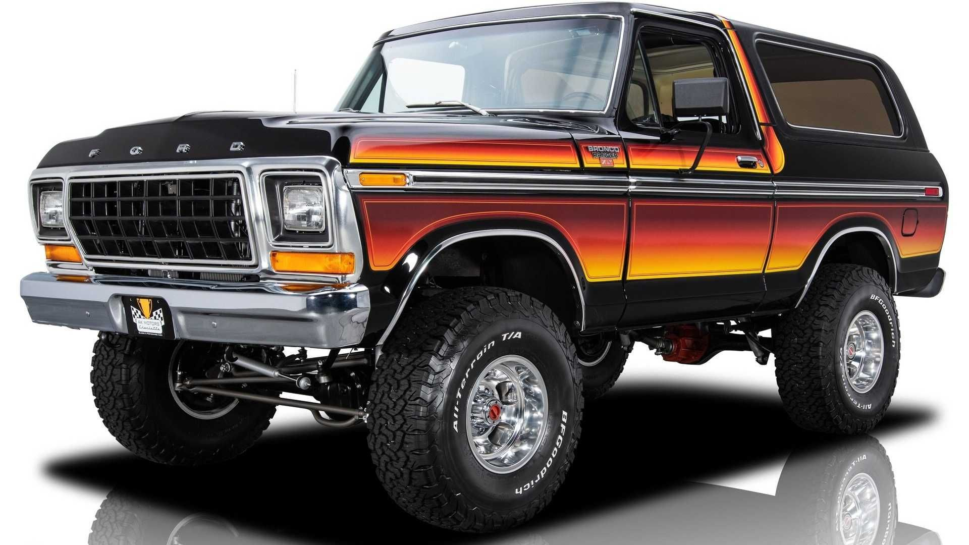 The Road Less Traveled Awaits In A 1979 Ford Bronco Ranger Xlt 1979 Ford Bronco Ford Bronco Classic Ford Trucks