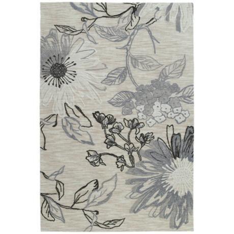 Kaleen Inspire 6405-42 Imagination Linen Area Rug -