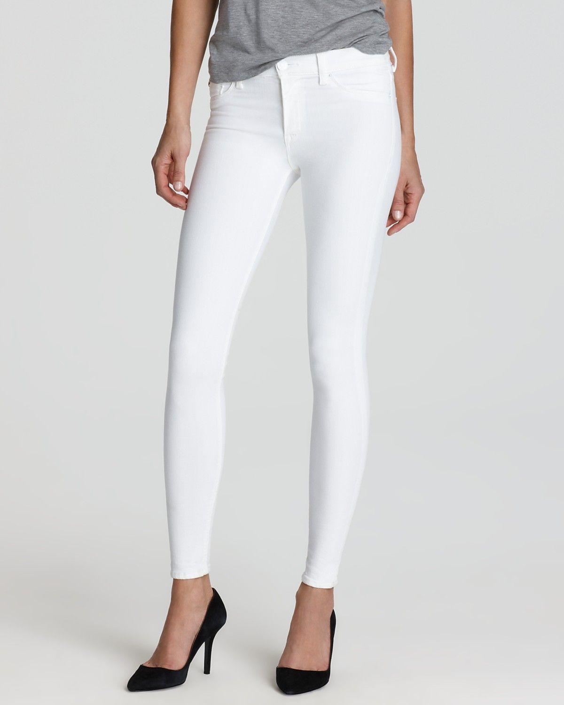 Hudson White Jeans Ye Jean