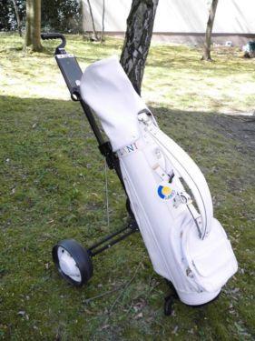 Golfschlager Der Marke Astron Mit Schiebecar Tragetasche Balle