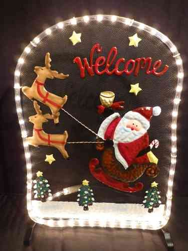 Light up Christmas Motif