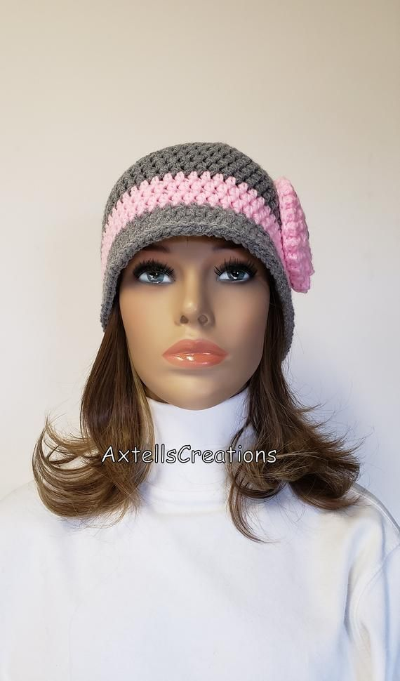 705092bacf4 Gray Womens 1920s Flapper Cloche Hat