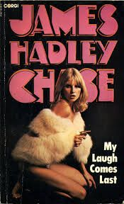 James Hadley Chase Paperback Writer Pulp Fiction Book Paperback Book Covers