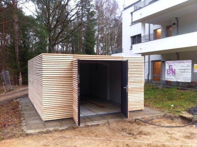 FMH Gerätehäuser/ Design Gartenhäuser, FMH Metallbau und