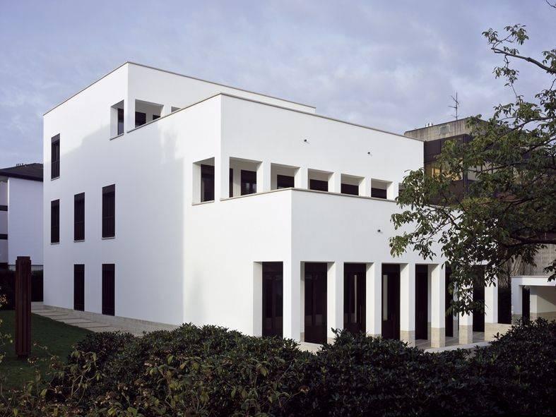 Uwe Schroder Architekt House On The Hostert Bonn 2007 Photos