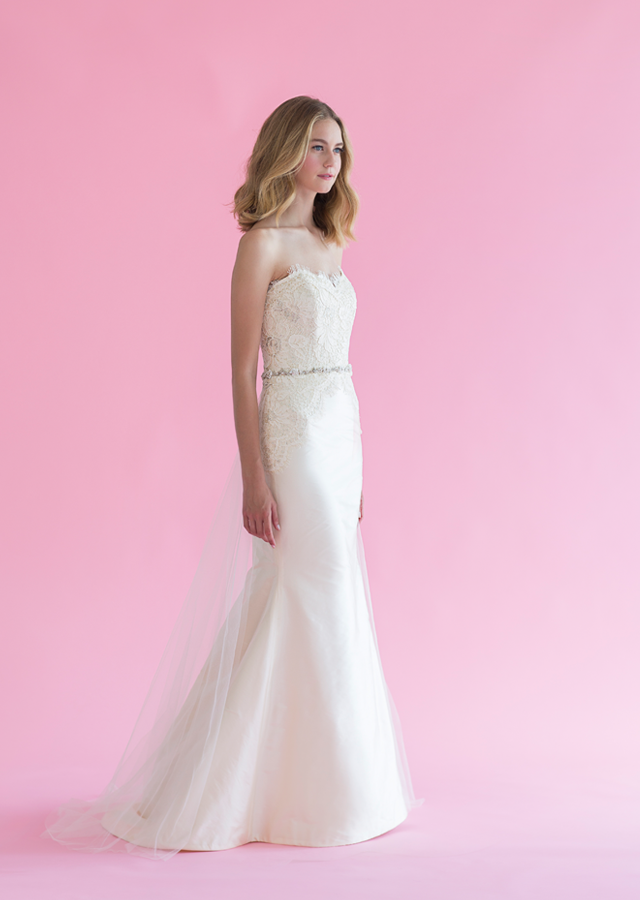 Caroline DeVillo is availabe at the Nordstrom Wedding Suite ...