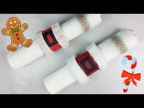 Rotoli Di Carta Igienica Lavoretti Natalizi : Tutorial portatovaglioli natalizio da un rotolo di carta