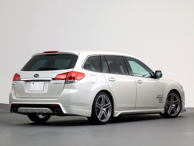 Subaru Legacy Wagon Specs  U0026 Photos