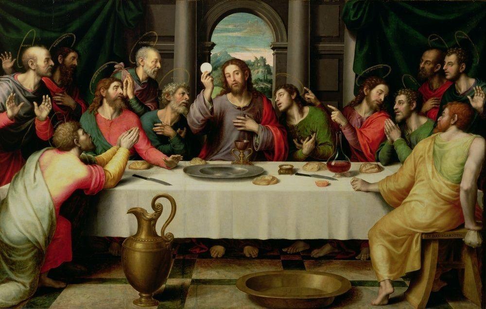 The Last Supper Last Supper Art Last Supper Holy Thursday