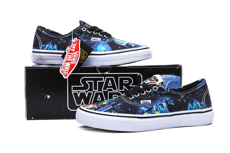 7f1748f71e Star Wars Illustrated Limited Edition S07 36-4427  Vans