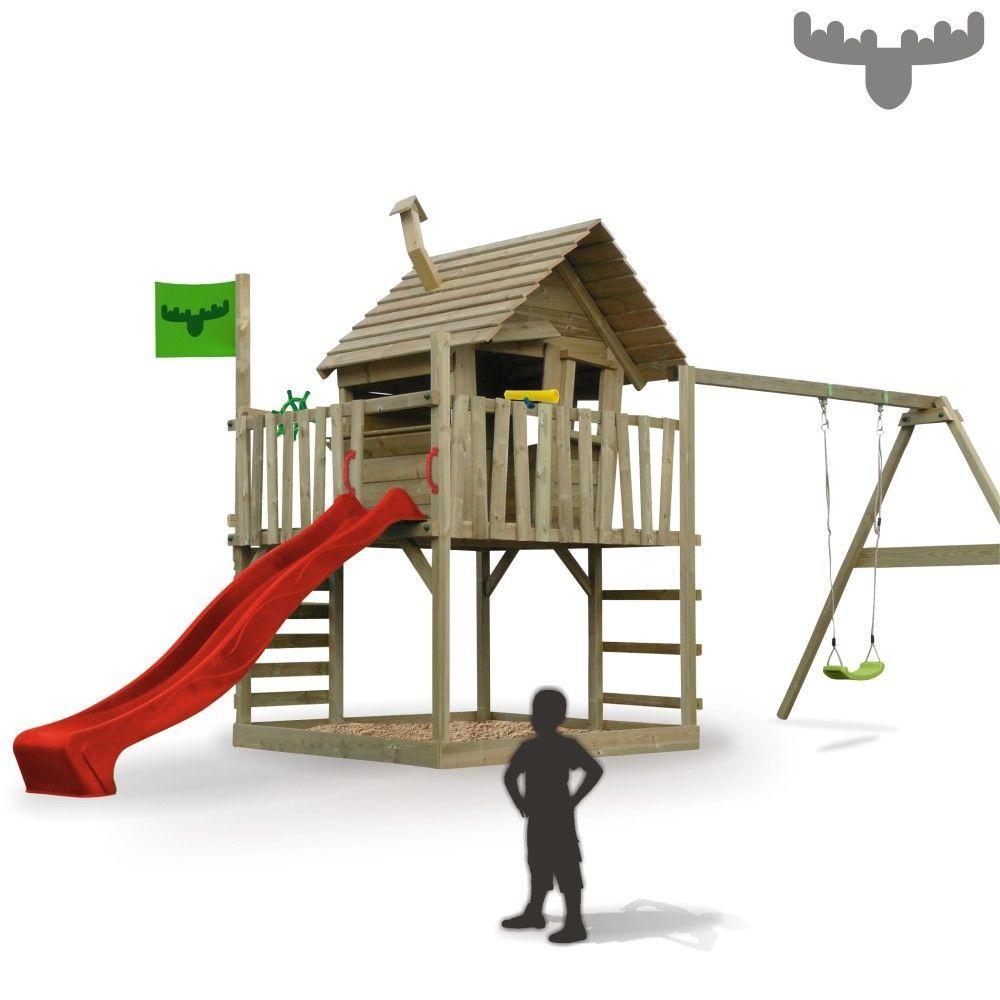 fatmoose wackyworld mega xxl aire de jeux maison sur. Black Bedroom Furniture Sets. Home Design Ideas