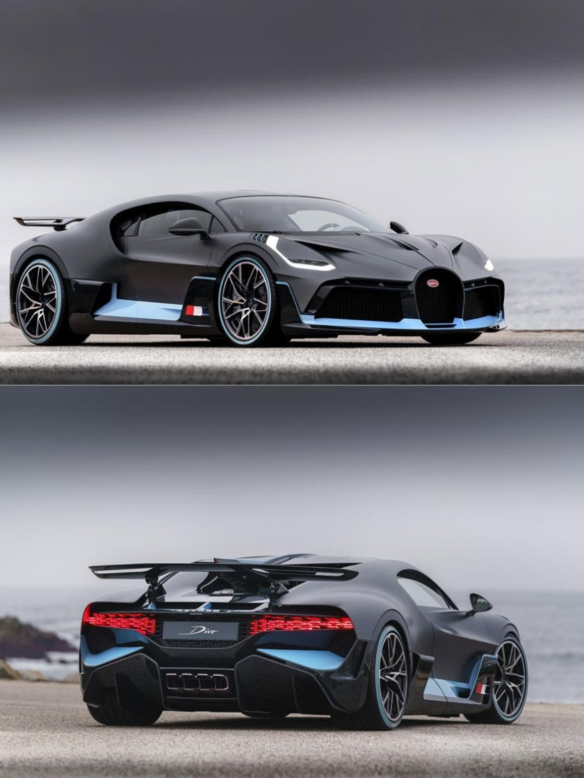 2019 Bugatti Divo With 8 0 L 1479hp Engine And Price Of 5 Million