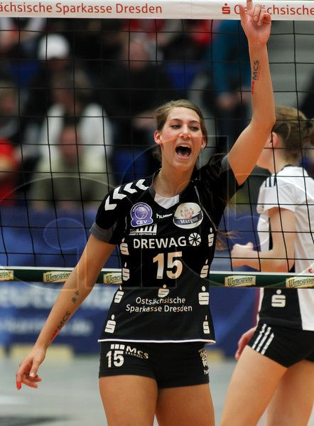 Robin De Kruijf Volleyball Player Middle Blocker Netherlands Team And Rebecchi Nordmeccanica Volleypiacenza Italy Robin Chicas Uniformes