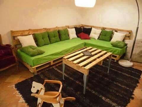 20 Salas de tarimas de madera