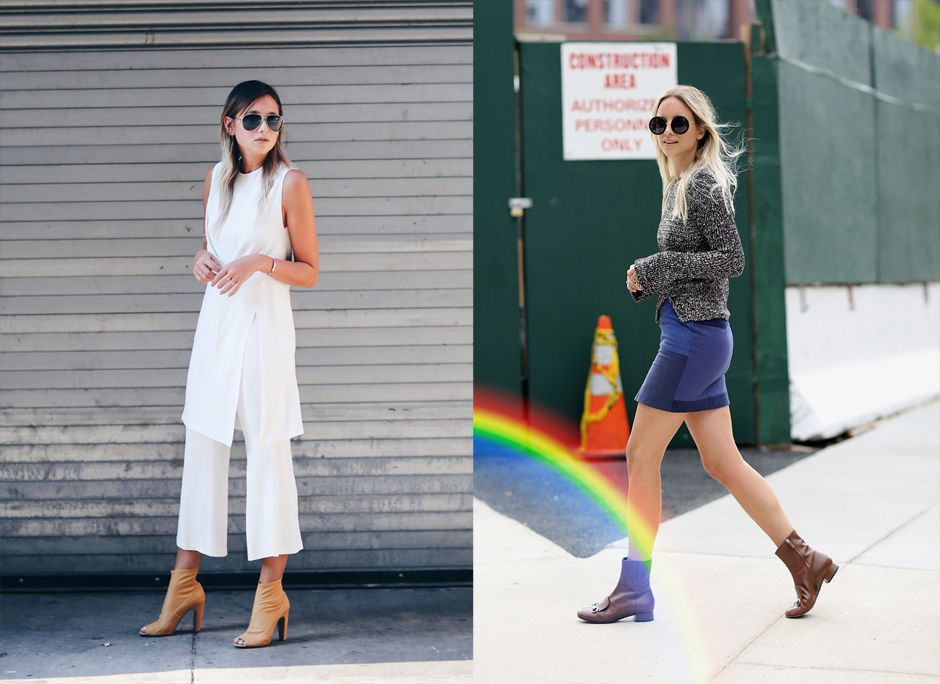 7 things to buy for fall 2015 - 5. Ankle boots
