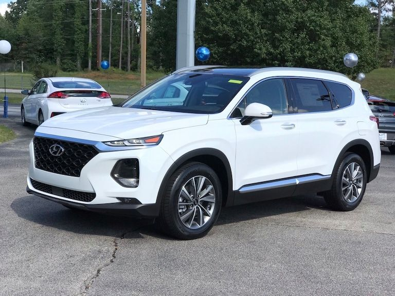 New 2019 Hyundai Santa Fe For Sale Jackson TN Hyundai