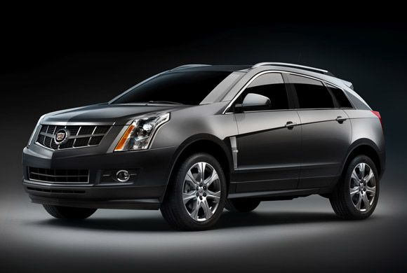 cadillac srx. prefer black, but will take charcoal gray or pearl