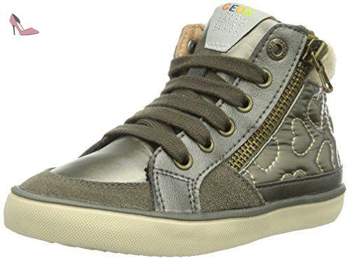 Chaussures - Haute-tops Et Baskets Geox xJ4qSl1bYn