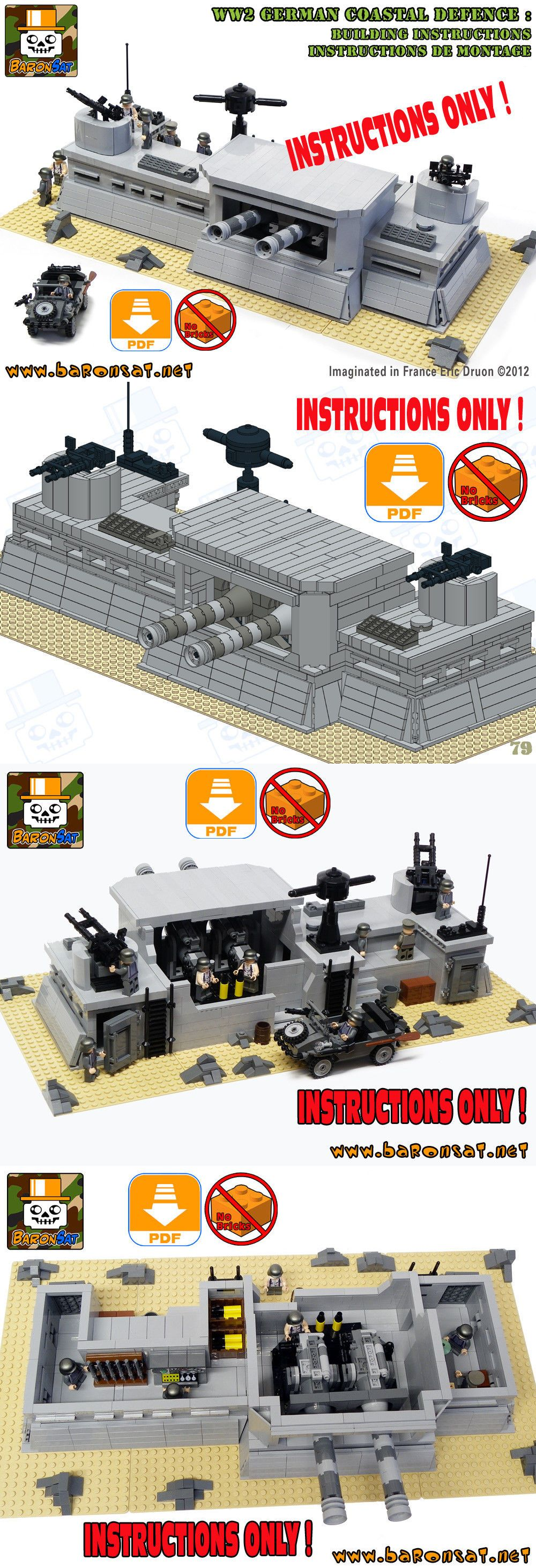 Pin On Lego Instruction Manuals 183449