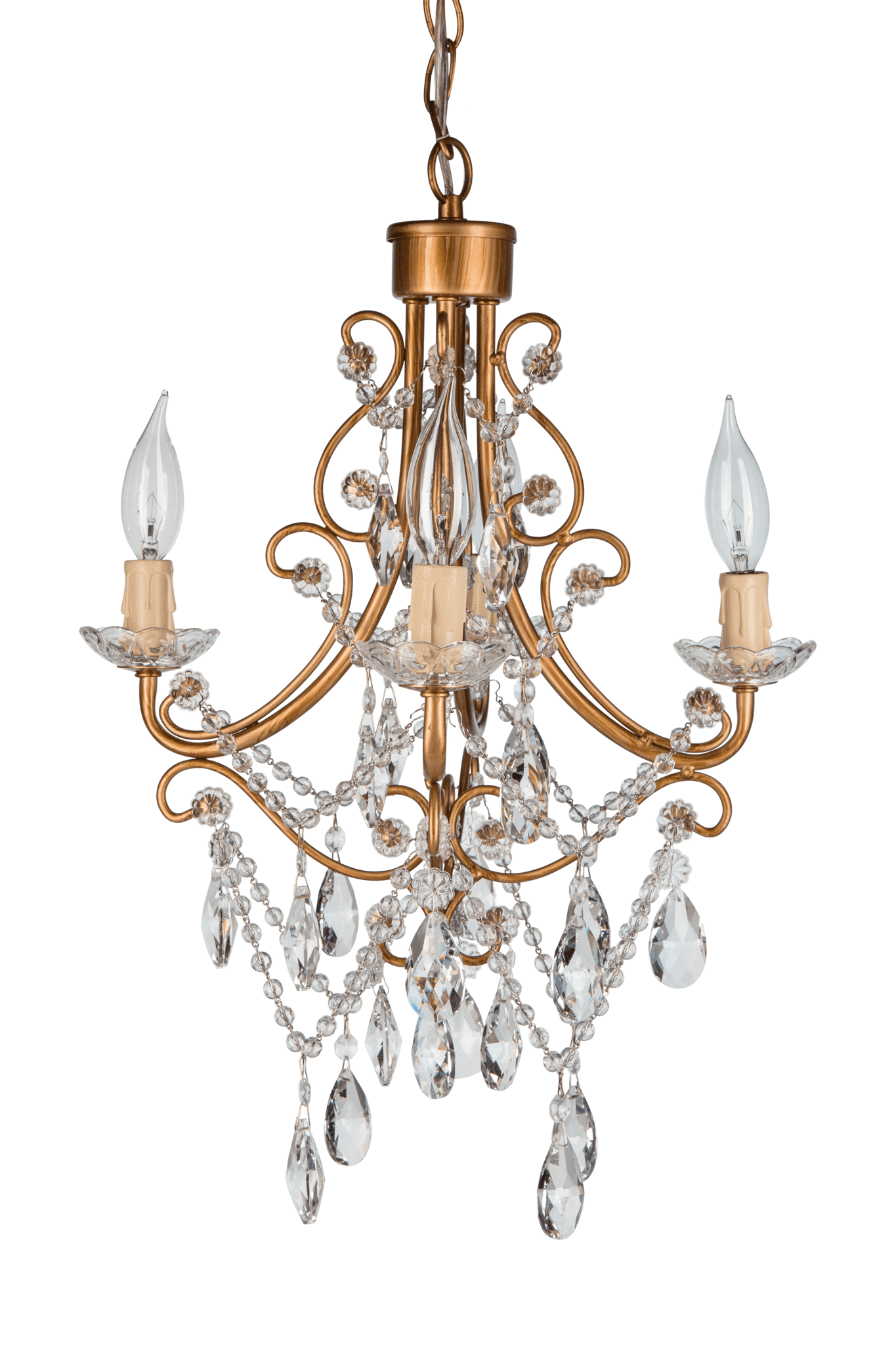 Dimensions 1425 length x 1425 width x 145 height madeleine antique crystal plug in chandelier mozeypictures Gallery