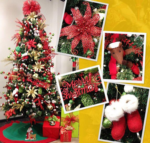 Theme #3 Merry  Bright CHRISTMAS Pinterest Ideas, Themed