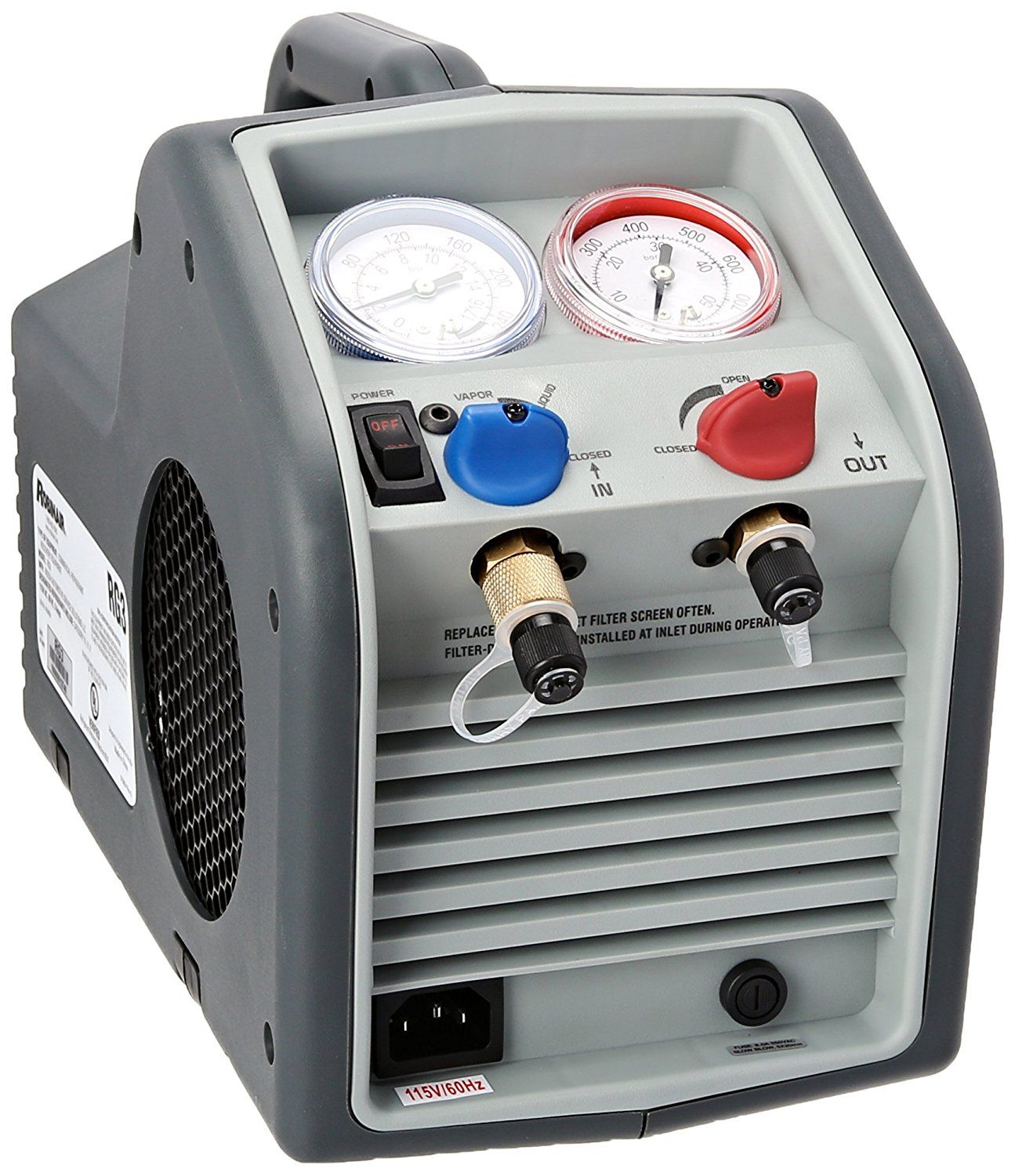 Best Refrigerant Recovery Machine In 2020 Review Hvac Vacuum Pump Air Conditioning Tools