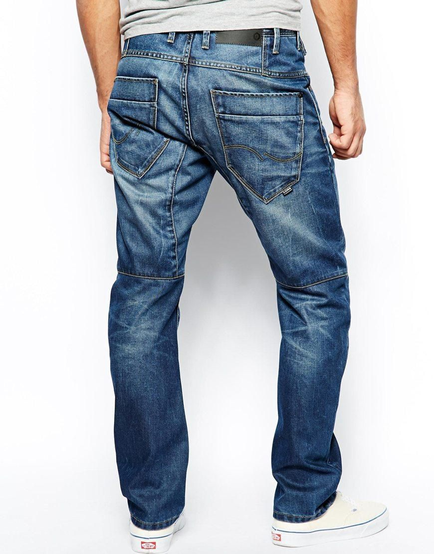 Heavy Jeans Jones Asos With At amp; Fit Anti Wash Jack SqgCYS