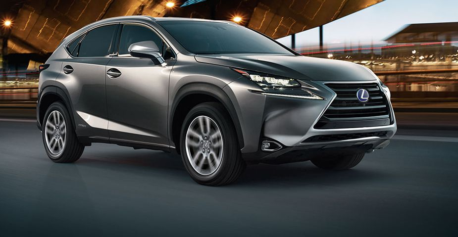 The 2016 Lexus NX 300h is Stylish Hybrid for Young