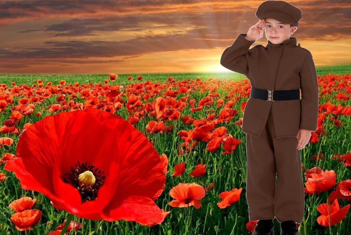 For all those schools who are holding commemorative events for the Centenary of World War I this summer - soldier Tommy Atkins, who gave his name to a generation of Tommies.