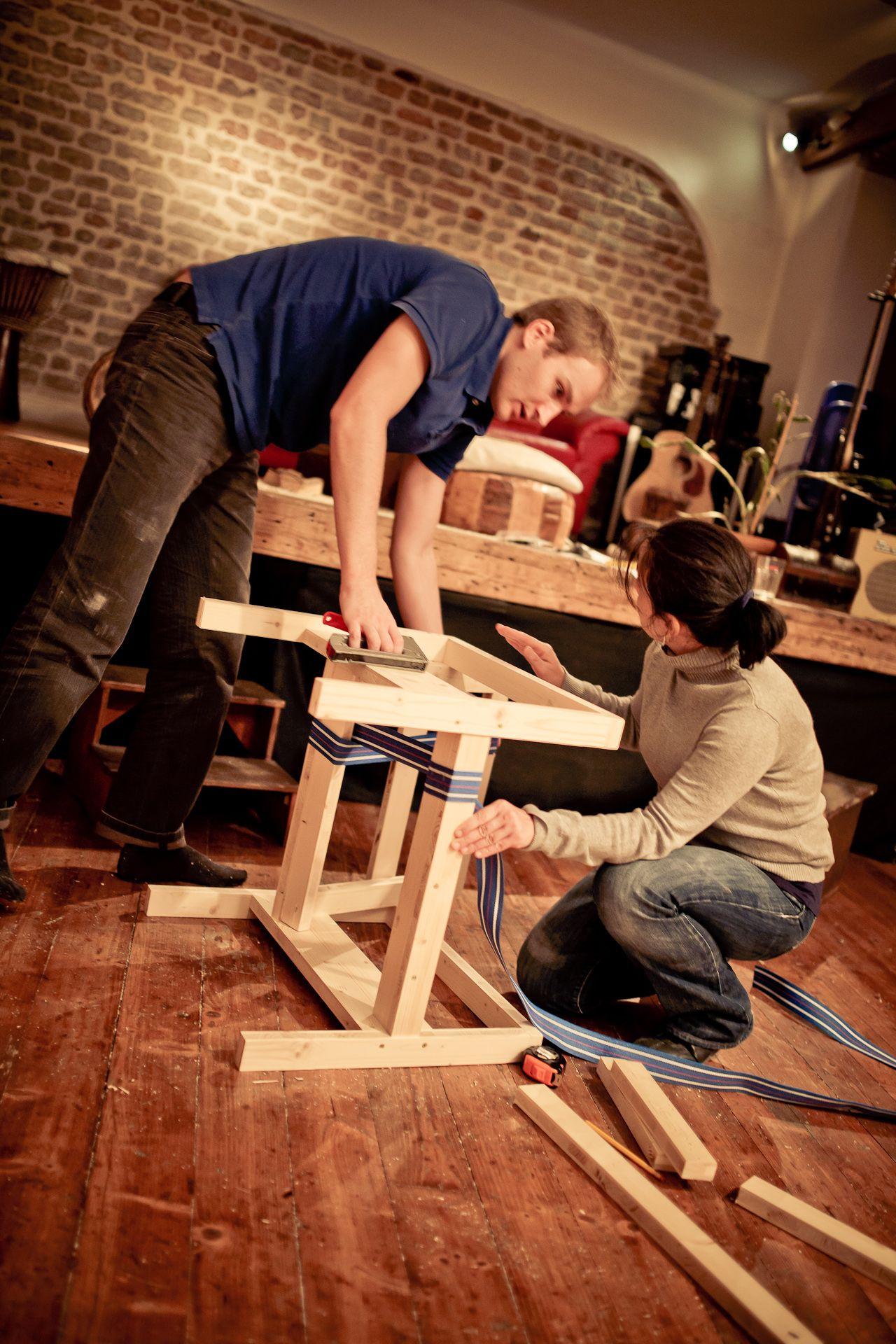 Bau Dir Doch Aus Altem Holz Deinen Eigenen Stylischen Sessel Schau