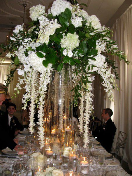 The Most Beautiful Wedding Table Flower Arrangement Flowers