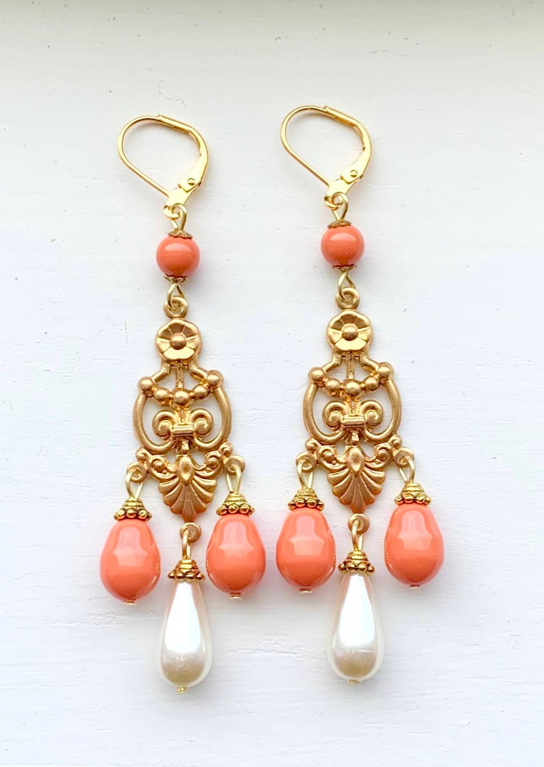The Woodhouse Earring