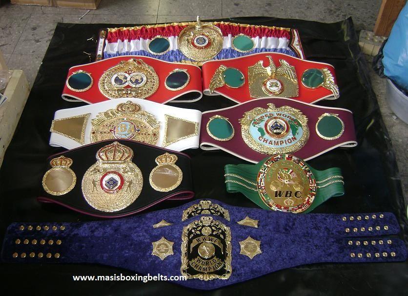 Pix For > Boxing Championship Belt 2013
