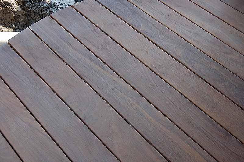 Back Deck Ironwood Ipe Staining Deck Deck Colors Ipe Wood Deck