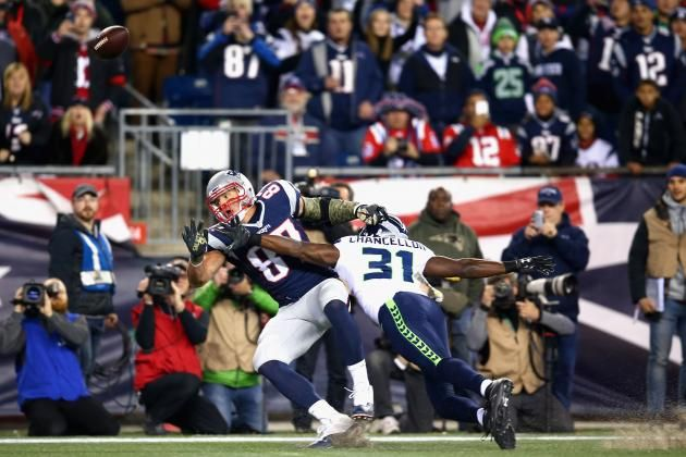 seahawks vs patriots score and twitter reaction for sunday night