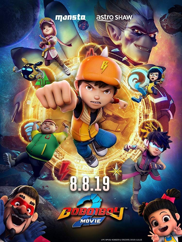 Download Video Boboiboy Galaksi : download, video, boboiboy, galaksi, BoBoiBoy, Movie, (2019), Galaxy, Movie,, Boboiboy, Galaxy,, Anime, Movies
