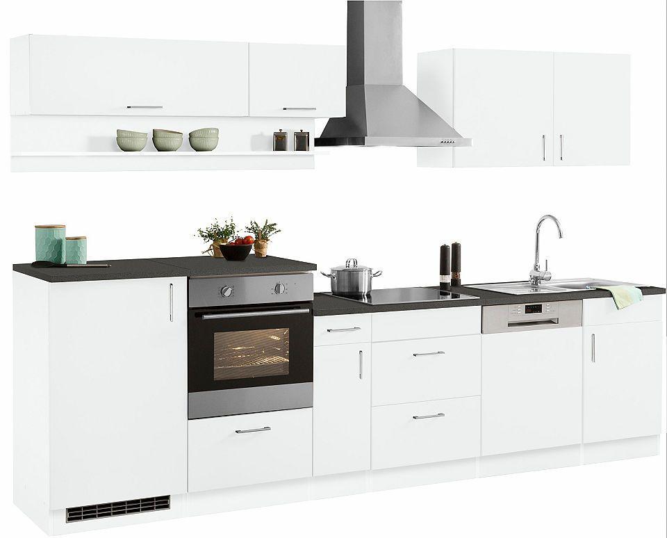 Held Möbel Küchenzeile ohne E-Geräte »Tampa«, Breite 320 cm Jetzt - küchenzeilen ohne geräte
