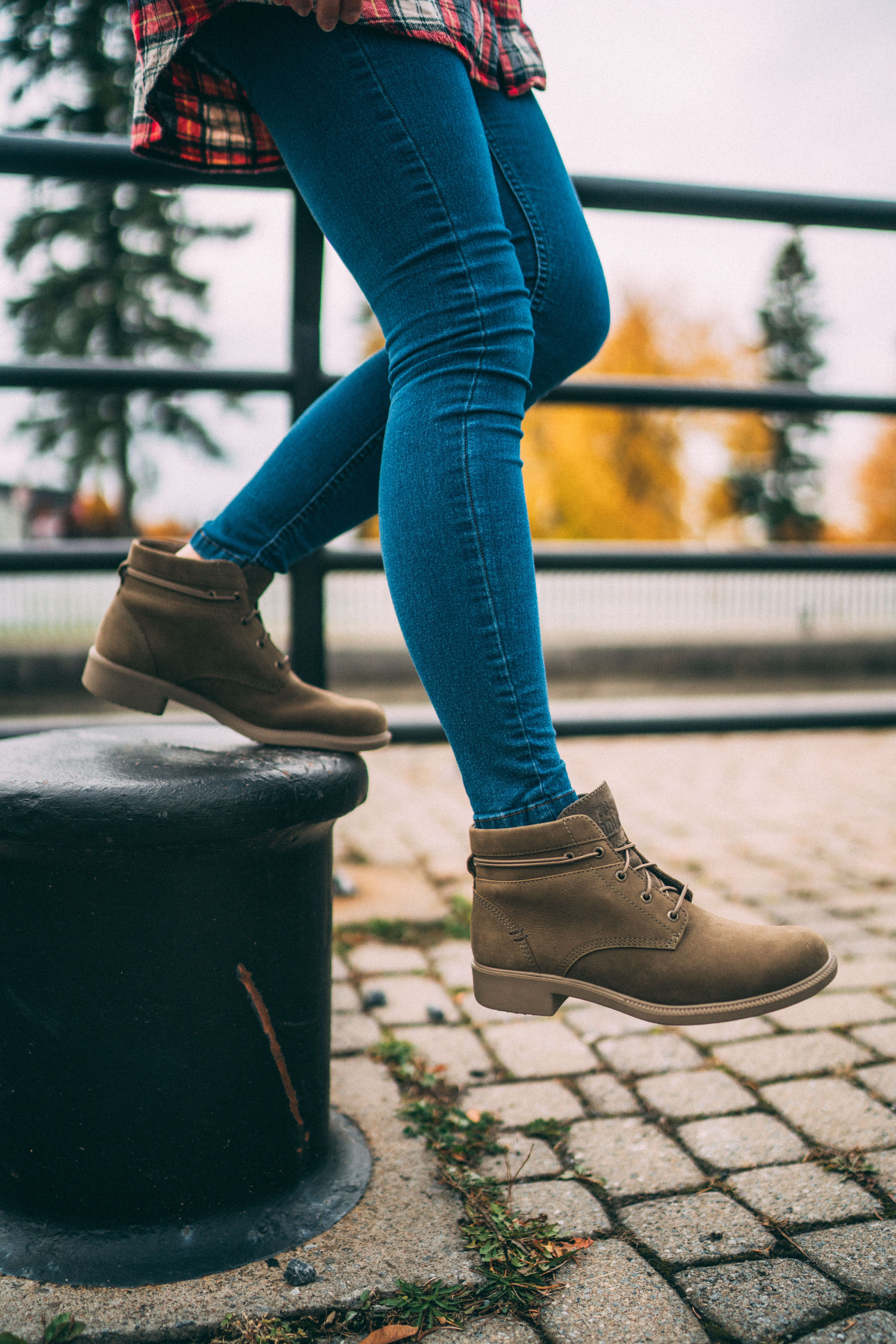 Women S Kodiak Original Wrap Waterproof Boot Canteen Women S Boots Kodiak Boots Us Wrap Boots Everyday Boots Hiking Boots Women